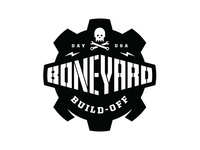 Boneyard Build-Off Logo