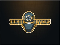 Rogue Divers Logo