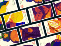 Unseen World Stamp Collection
