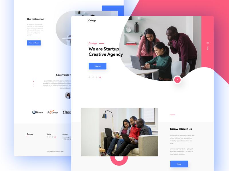 Omega- Agency
