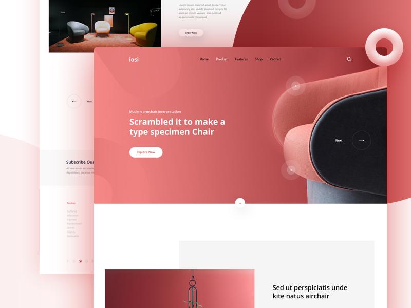 iosi- Chair Homepage