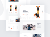 Boosted- Home Page