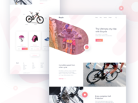 Bicycle- Home page