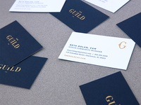 The Guild Business Cards