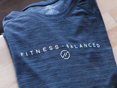 HYLO Gear workout apparel balance fitness gym minimal typography logo branding