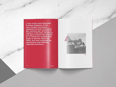 MOMOWO | Visual Identity bold modular layout print editorial modern clean brochure stationery visual identity momowo