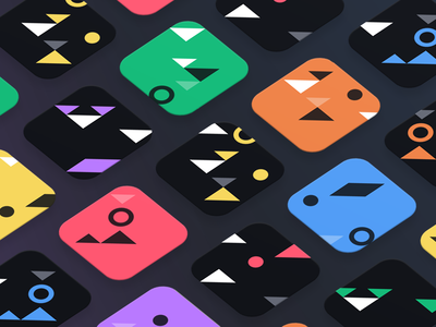 Default App Icons