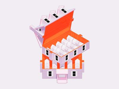 Jewelry Box House