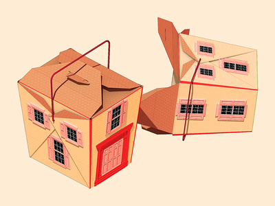 Chinese Takeout House