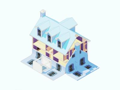 Sliding Wall House