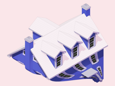 Tapered House