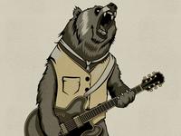 Bear Shreds