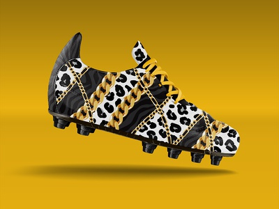 Antonio Brown espn nfl football repeat cleats shoe illustration
