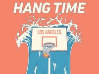 Hangtime LA Poster