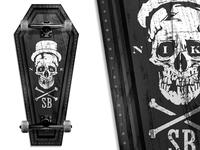 Skate Coffin