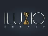iluxio Logo Design