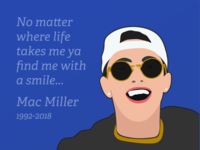 RIP Mac Miller