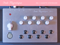 Onde Magnétique / OM-1 Cassette Synth