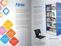 Branding and Folder Library Furniture