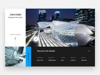 Architecture UI