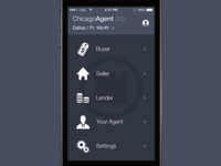 ChicagoAgent Redesign
