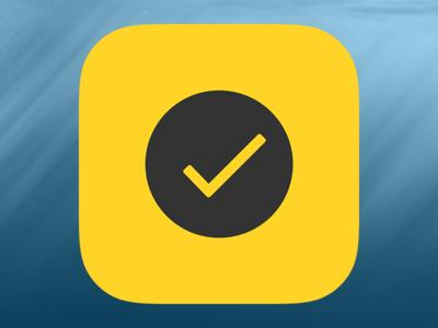 Survey App Icon for iOS icon app icon