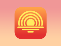 Suncaster: Podcast Player and Organizer (App Icon)