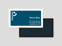 Business card for Pentest