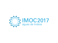 Logo for IMOC2017, a science conference