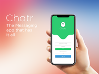 Chatr - The Messaging app that has it all