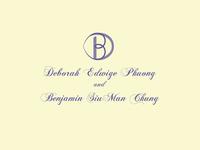 Dual Meaning Wedding Logo (Deborah & Benjamin)