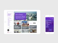 Mobile App & Web