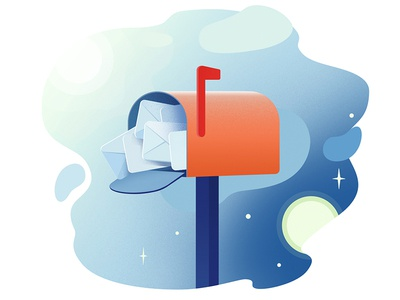 Messages limit day and night mailbox mail messages app