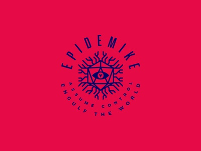 Epidemike - Circular Logo Variant