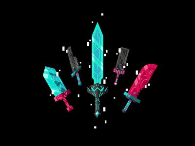 Swords with Bite - WIP