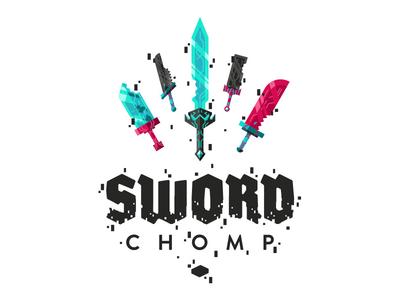 SwordChomp Logo