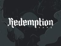 Redemption Vape - Logo