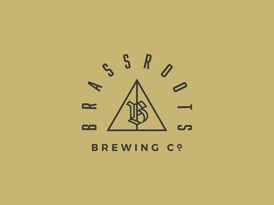 Brassroots Brewing Co. - Alternate Logo