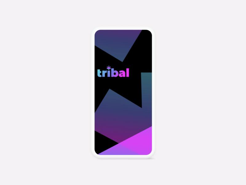 Tribal consumer ui design mobile ui