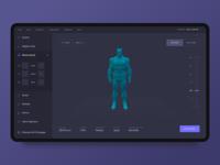 3D Models Printing App