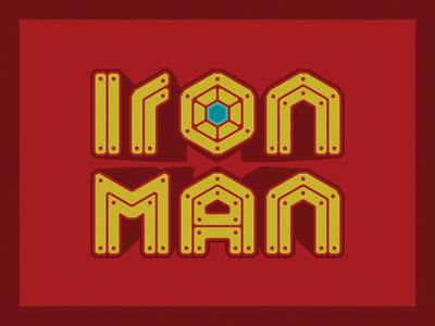 Iron Man Title