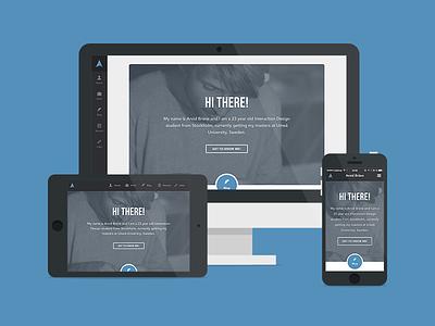 Portfolio update portfolio web responsive theme