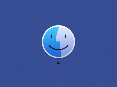 Yosemite Finder Icon