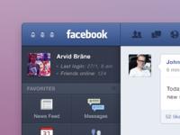 Facebook for OS X