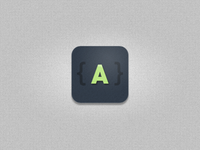 iOS Icon for site redesign