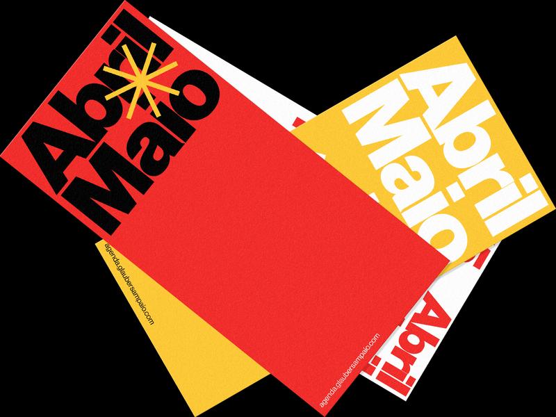 Agenda –Folders digital web ui haas grotesk editorial digital design visual design typography design graphic design