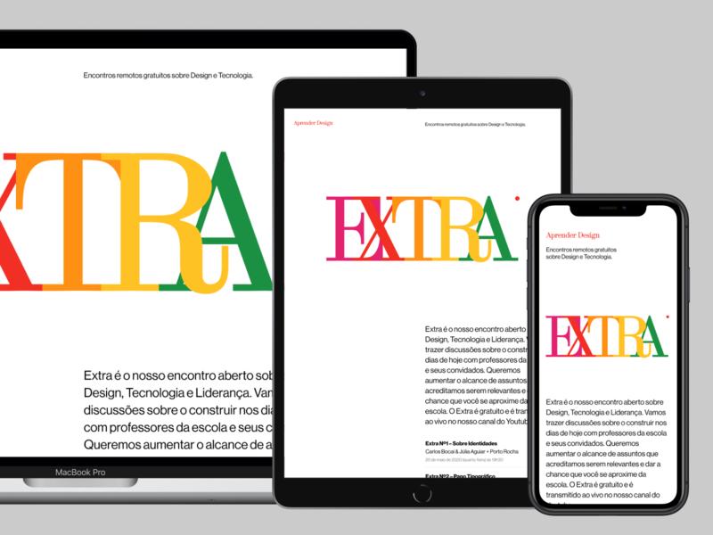 Extra –Aprender Design digital branding haas grotesk digital design visual design typography design graphic design