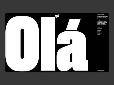 glaubersampaio.com editorial digital branding ui web digital design visual design typography design graphic design