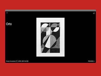 Orto —Gallery preview branding illustration digital ux graphic design ui visual design design web digital design