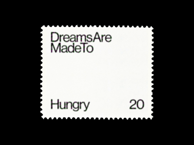 Dreams Are Made To branding illustration haas grotesk editorial visual design typography design graphic design